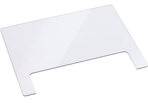 CIC0001446: Splash Guard Protection Shield for 10x10 Cimarec+ and SuperNuova+