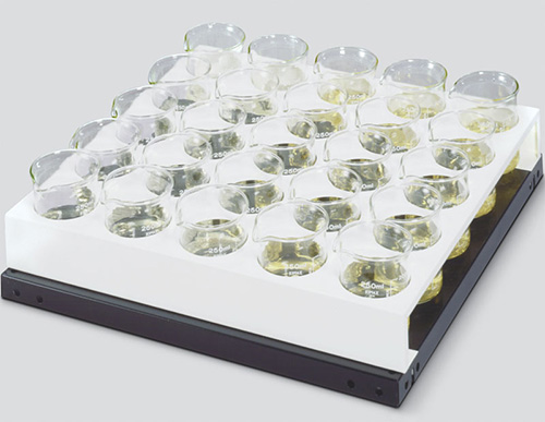 3524-41: MaxQ Dedicated Platform 18x18 for 600 mL Beakers