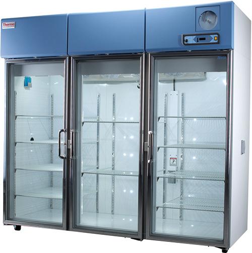 RGL7504A: Revco 78.8 cf Lab Refrigerator - Glass Doors