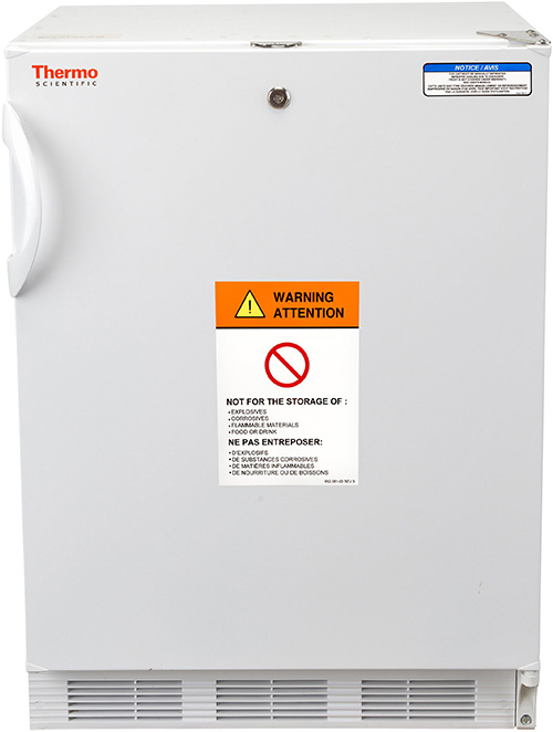 04LFEETSA: Value Series Laboratory Freezer -20°C, 3.5 cu ft