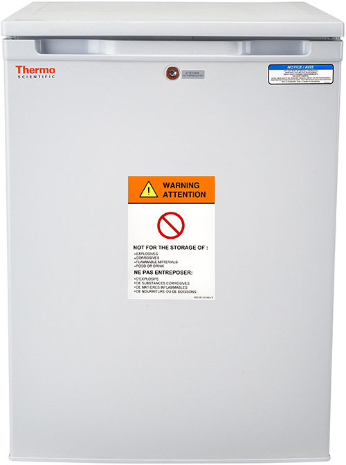 05LCEETSA: Laboratory Combo Refrigerator/Freezer, 5.6 cu ft