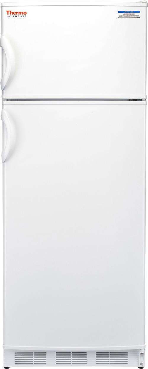 10ECEETSA: Explosion-Proof Refrigerator/Freezer Combo, 10.1 cu ft
