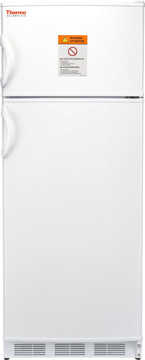 10LCEETSA: Laboratory Combo Refrigerator/Freezer, 10.1 cu ft