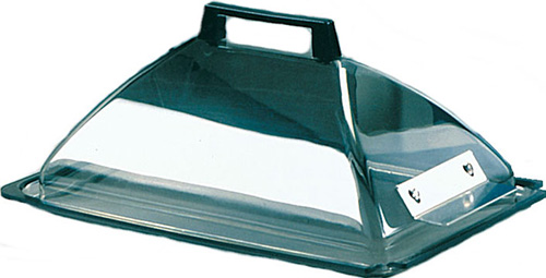 118110: Polycarbonate Gable Cover for WB1140