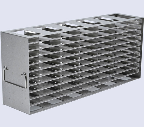1950523: Freezer Rack - Side Access - Holds 105 Microplates