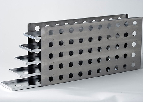 1950726: Freezer Rack - Sliding Drawer - Holds 25 Boxes (2-inch)