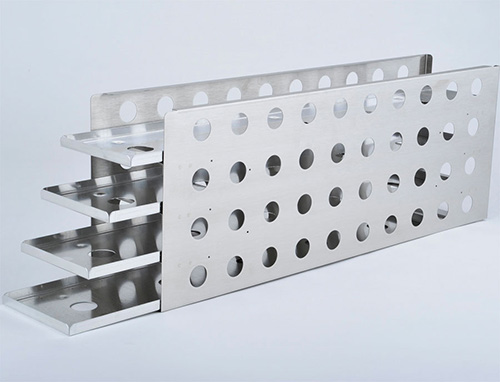 1950728: Freezer Rack - Sliding Drawer - Holds 20 Boxes (2-inch)