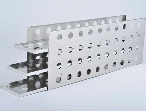 1950729: Freezer Rack - Sliding Drawer - Holds 15 Boxes (3-inch)