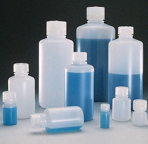 2002-9125: Nalgene Narrow-Mouth Bottle HDPE 4 mL (Case of 72)