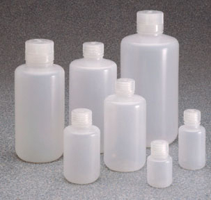 2003-0001: Nalgene Narrow-Mouth Bottle LDPE 30 mL (Case of 72)