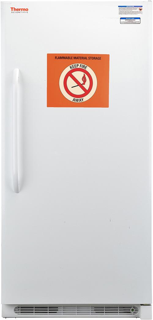 20FREETSA: Flammable Materials Storage Refrigerator, 20.9 cu ft