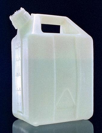2242-0050: Nalgene Jerrican Fluorinated FLPE 20L (Case of 4)