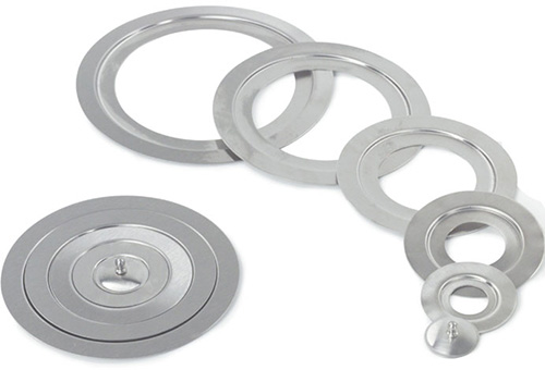 3166215: 6-Inch Ring Set for Steaming Baths
