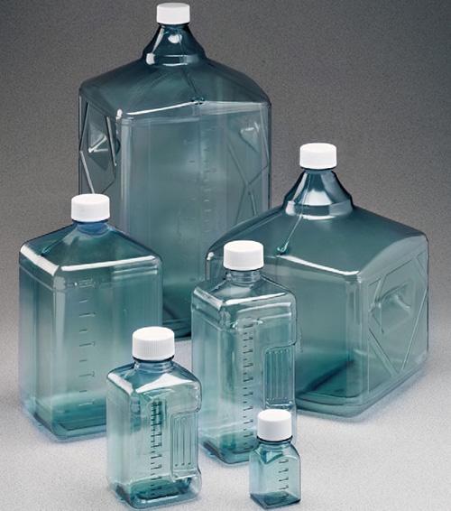 3233-42: Nalgene InVitro™ Biotainer® PC Bottle lab-pack Sterile 2L (Case of 20)