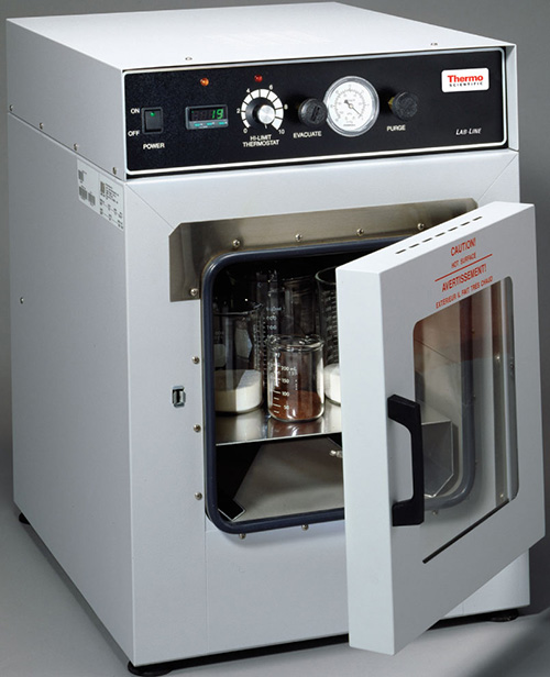 3608-5: Vacuum Oven 19.8L - Digital