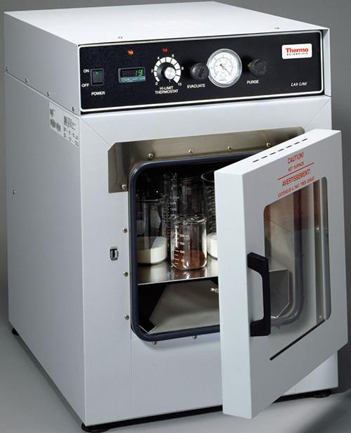 3618-5: Vacuum Oven 65.1L - Digital