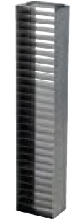 398188: Freezer Rack - Includes Handle - Holds 27 Microplates