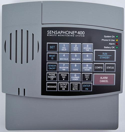 400134: Sensaphone 8-Line Telephone Dialing System