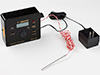 6898 Digital Temperature Monitor - Single-Channel and Probe