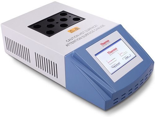 88870007: Touch Screen Dry Bath / Block Heater - 1 Block
