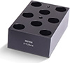 88870108 Block Heater - 8 x 20 mm Dia Tubes