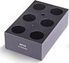 88870109 Block Heater - 6 x 25 mm Dia Tubes