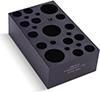 88870114 Block Heater - 3 x 25 mm + 12 x 13 mm + 6 x 6 mm Dia Tubes