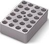 88871101 Block Heater - 24 x 0.2 mL Tubes (1/4 Block)