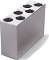 88871105 Block Heater - 6 x 15 mL Tubes (1/2 Block)