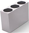 88871106 Block Heater - 3 x 50 mL Tubes (1/2 Block)