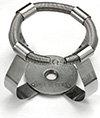 88880108 Metal Flask Clamp for 88880025 - 100 mL