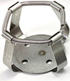 88880110 Metal Flask Clamp for 88880025 - 300 mL