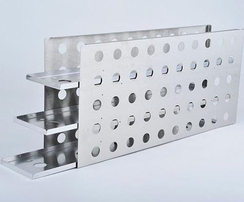 920091: Freezer Rack - Sliding Drawer - Holds 15 Boxes (3-inch)