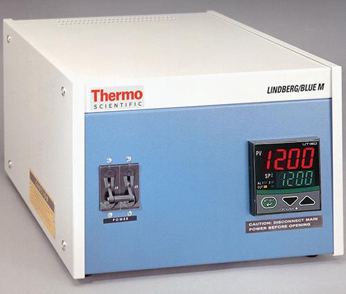 CC58114PBA-1: Lindberg/Blue M Controller for 1200C Furnace 120V - Programmable + OTC
