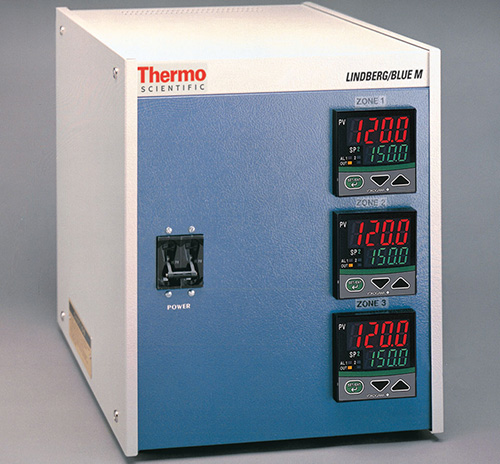 CC584343PC-1: Lindberg/Blue M 3-Zone Controller 1200C Furnace - Programmable