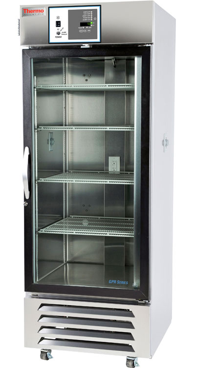 MH30SS-GAEE-TS: GP Chromatography Refrigerator, 27 cu ft (Stainless Steel Int)