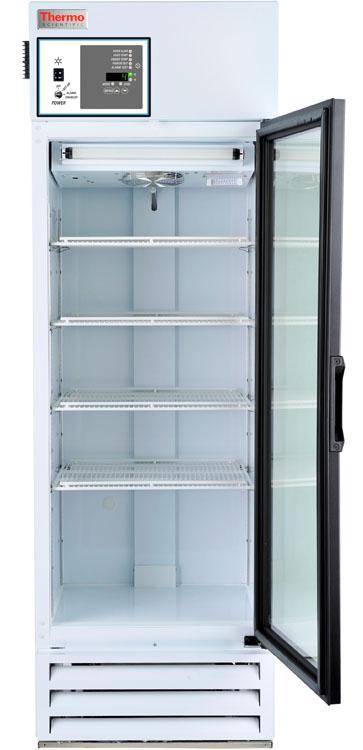 MR12PA-GARE-TS: GP Lab Refrigerator, 12 cu ft, Glass Door + Chart Recorder