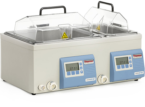 TSGP15D: Precision Water Bath GP 15D - 5 L and 10 L (Dual)