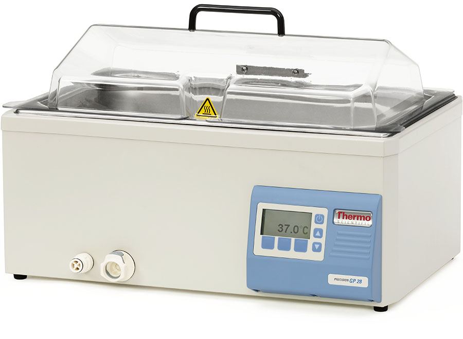 Tsgp28 Thermo Scientific Precision Water Bath Gp 28 28 L