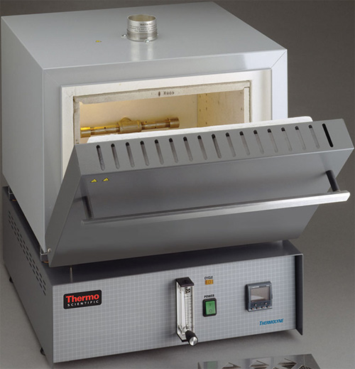F30438CM-60: Thermolyne Atmosphere Controlled Ashing Furnace - D1, 45L 208V