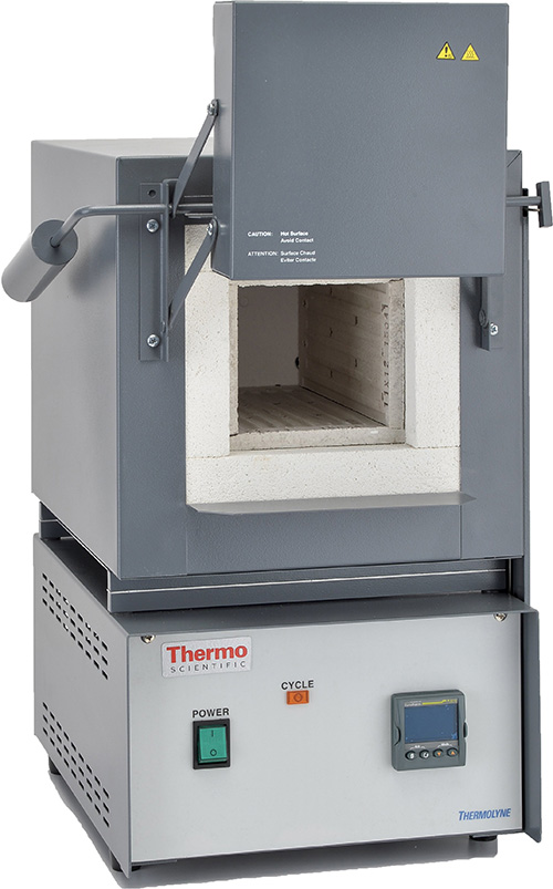 FD1540M: Thermolyne C1 Industrial Benchtop Muffle Furnace, 240V